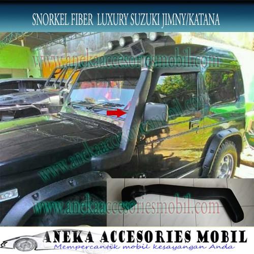harga Snorkel/snorkle fiber luxury suzuki jimny/katana Tokopedia.com