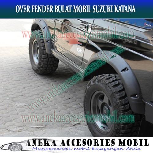 harga Over fender offroad suzuki jimny/katana bulat style model baut l Tokopedia.com