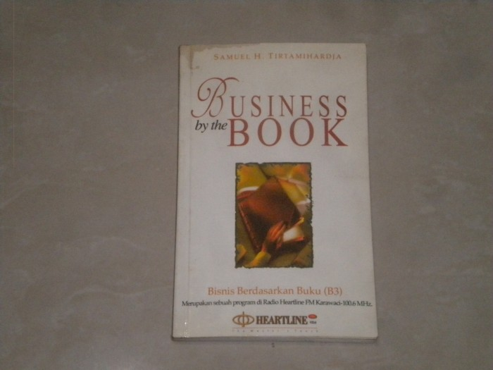 Foto Produk Business by the Book dari Buy Now Shop
