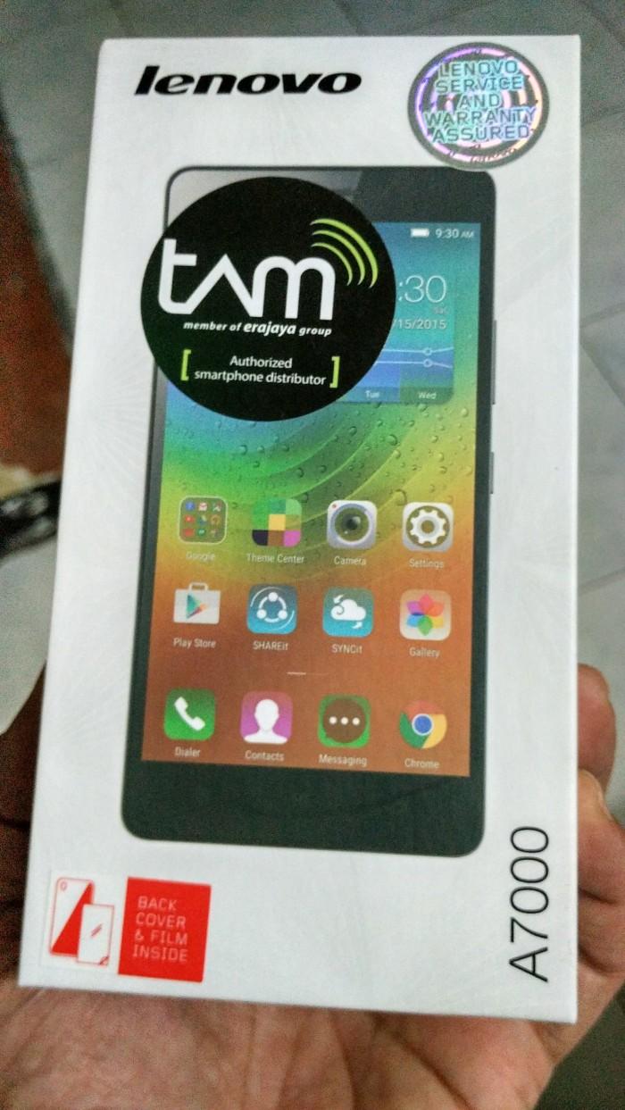 harga Lenovo a7000 plus special edition garansi tam+free case & screenguard Tokopedia.com