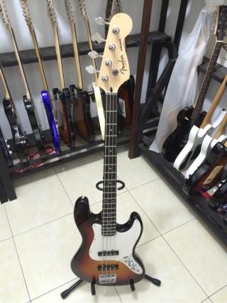 harga Bass fender jazz bass sunbrush pu gnb korea Tokopedia.com
