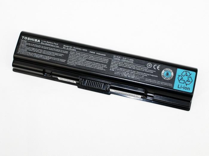 harga Original baterai toshiba pa3534u l203 l205 l300 l300d l305 l455 l500 Tokopedia.com