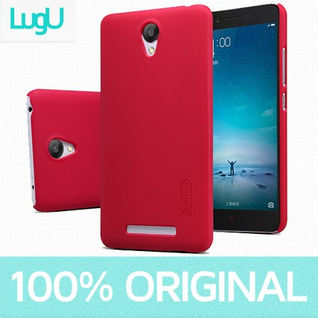 harga Xiaomi redmi note 2 hardcase bright red nillkin frosted shield case Tokopedia.com