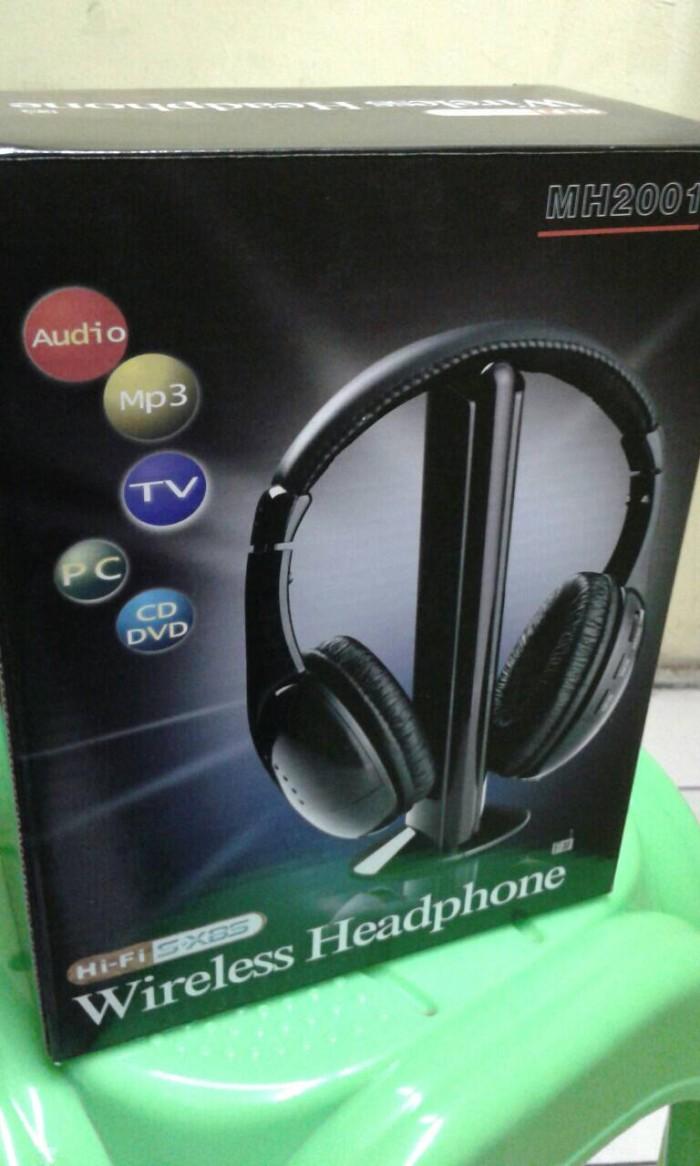 harga Headphone wireles 5.1 tv .komp.dvd.mp3.dll Tokopedia.com