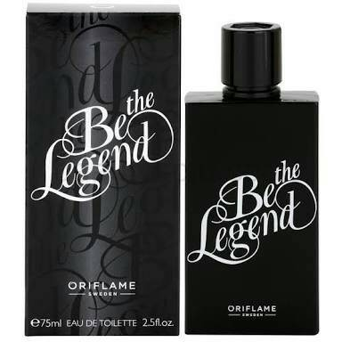 harga Parfum be the legend by oriflame Tokopedia.com