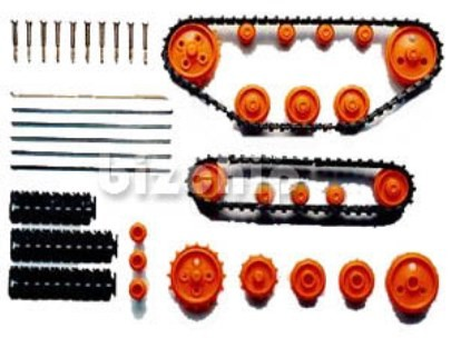 harga Roda tank track & wheel set (tamiya #70100) Tokopedia.com