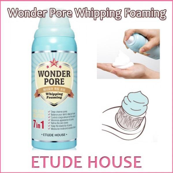 harga Etude house wonder pore whipping foaming 100% original Tokopedia.com