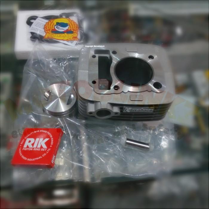 harga Kawahara paket bore up kit 63mm blok silinder + piston 63mm klx / dtx Tokopedia.com