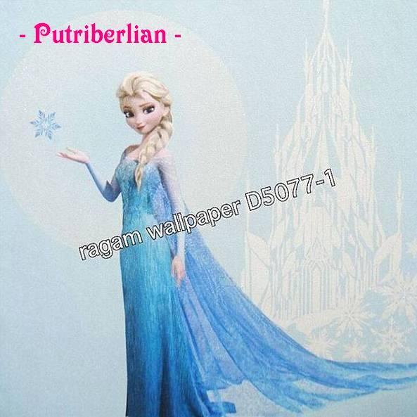 Jual Wallpaper Dinding Kamar Anak Cewek Princess Frozen Dream World A5077 1 Jakarta Pusat Putriberlian Tokopedia