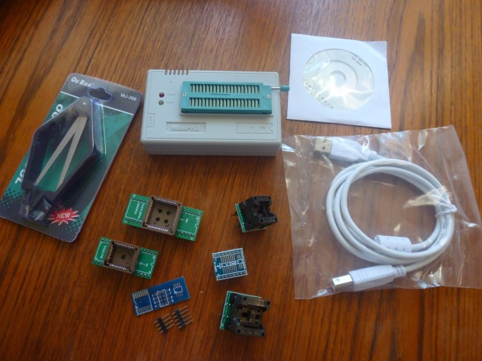 Jual Programmer USB TL866CS Universal Flash BIOS, Chip, Eprom , EEprom -  Kab  Jombang - obd2 | Tokopedia