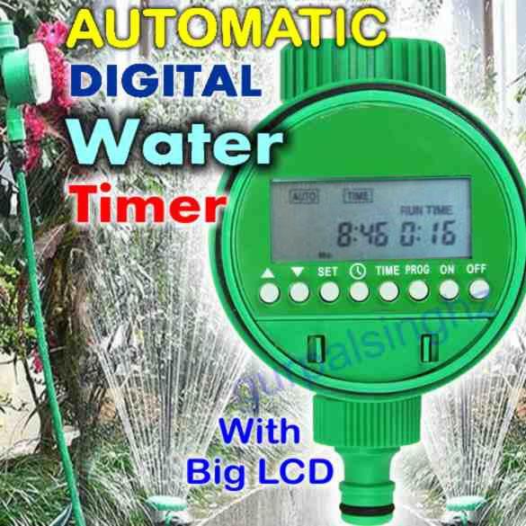 harga Water timer garden irigasi digital lcd automatis otomatis kran air Tokopedia.com