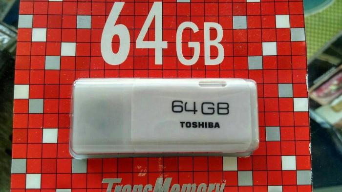 harga Flashdisk toshiba 64gb  / flash disk 64gb Tokopedia.com