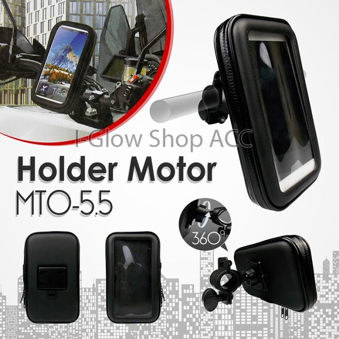harga Holder motor bag mto-05 (5inch - 5.5 inch) Tokopedia.com