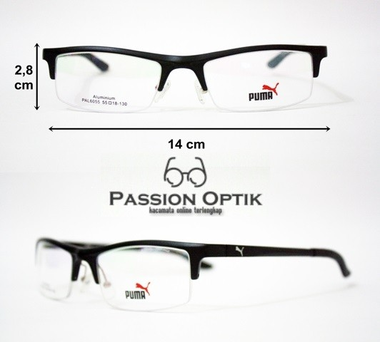 harga Frame kacamata puma 6055 - kualitas premium Tokopedia.com