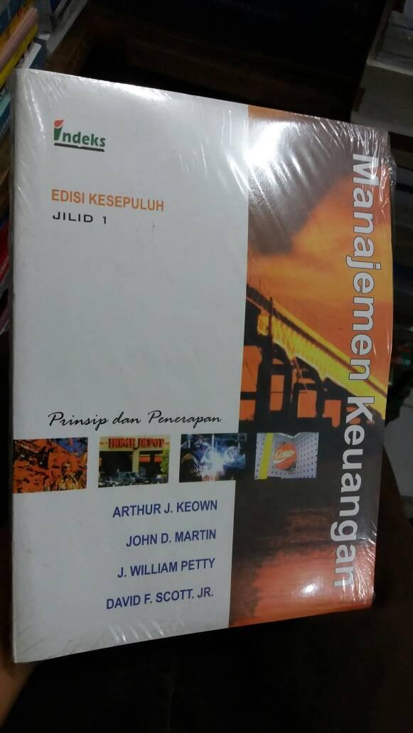 manajemen keuangan edisi 10 - jilid 1 by arthur j. keown