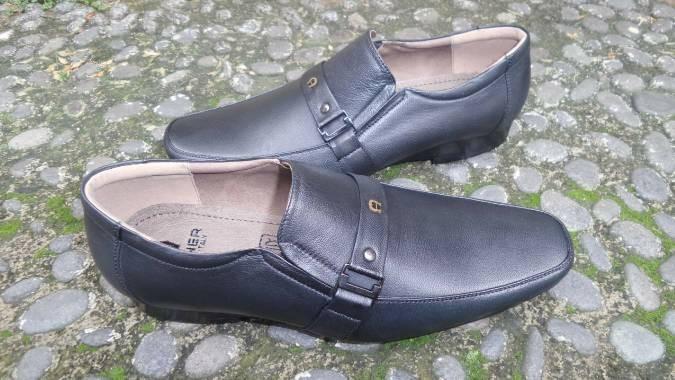 harga Sepatu aigner impor d-004 Tokopedia.com