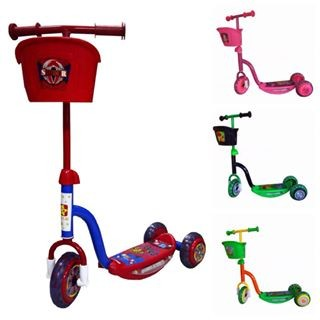 harga Scooter anak / skuter anak roda 3 merk pmb tipe s1-krj musik Tokopedia.com