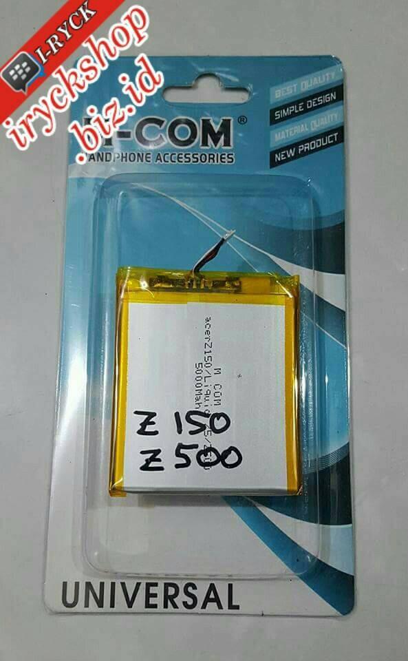 Baterai Battery Batre Hp Acer Z150 Z500 Baterei Tanam Mcom 5000 MAh