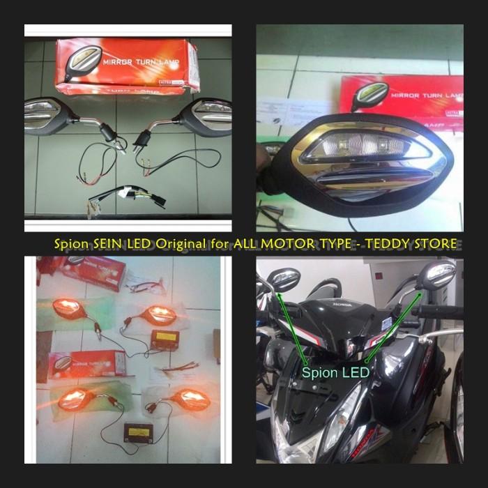 harga Aksesoris spion sein led motor honda vario 110 / 125 / 150 esp garansi Tokopedia.com