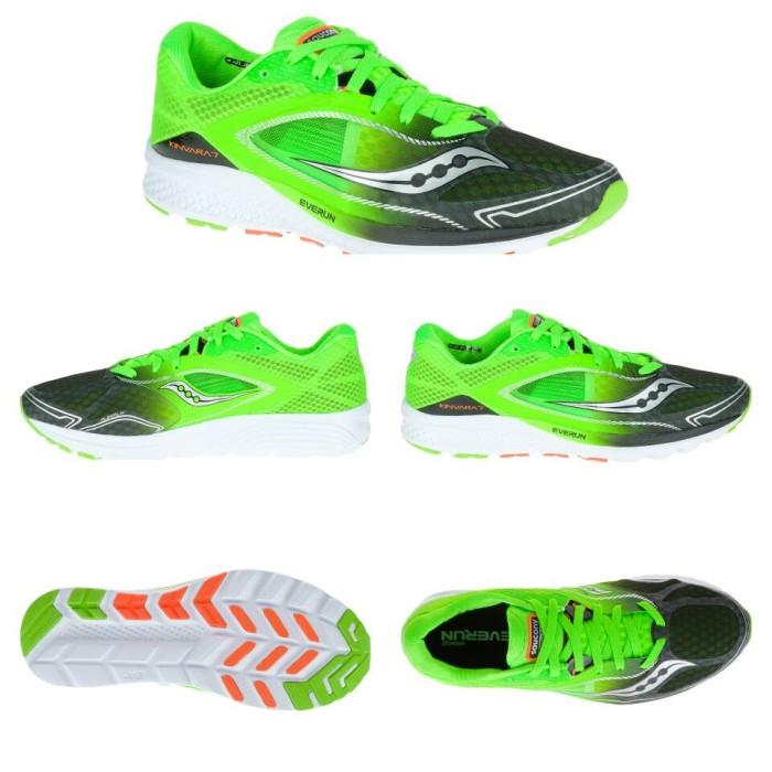 ... competitive price jual saucony kinvara 7 fc83e de638  quality design  Harga Online Saucony Men Running Freedom ISO Sepatu Lari ... 0ba564fd95