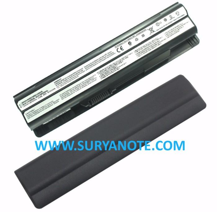 harga Baterai laptop msi fx420 fx600 fx603 fx610 fx620 fx620dx fx700 fx720 Tokopedia.com