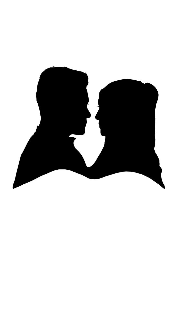 Jual Karikatur Siluet Silhouette Cetak Kab Ponorogo Barang Unik 1st