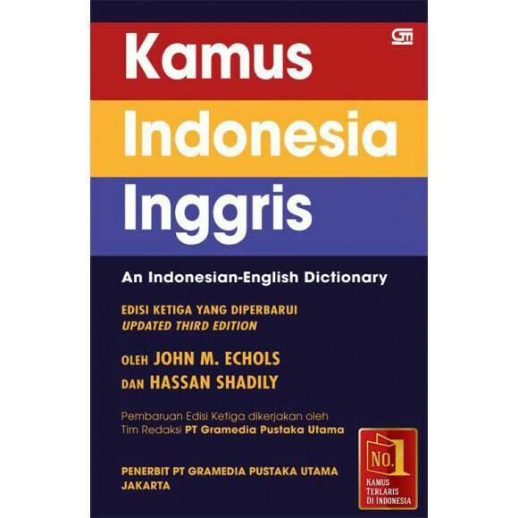 harga Kamus indonesia inggris - john m echols (hard cover) Tokopedia.com