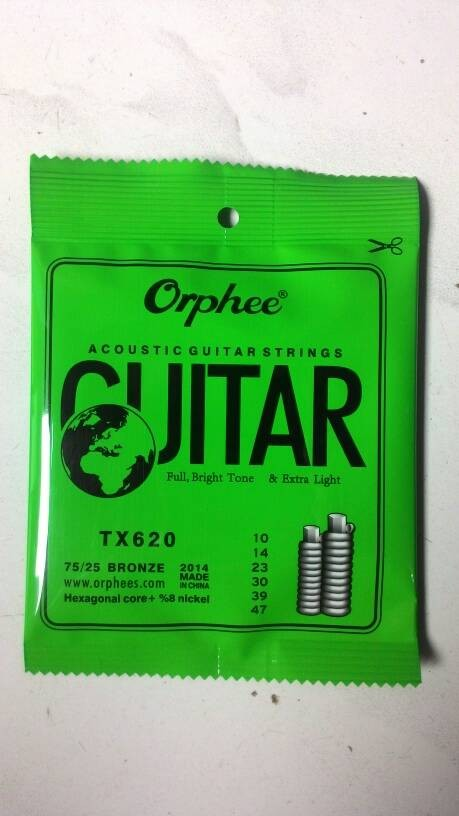 harga Orphee acoustic guitar string Tokopedia.com