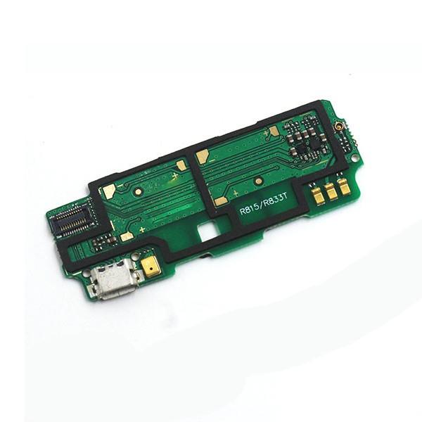 Flexible connector charger board oppo find clover r815 ab15