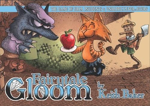 Gloom fairytale board game