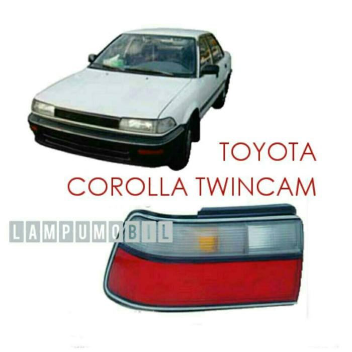 ... Corner Lamp SU-TY-18-. Source · Lampu belakang toyota corolla twincam tahun 1988-1991