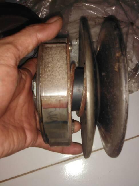 23d675cf6287e Jual puli cvt vario 110 komplit original - Kota Bekasi - Second Part ...