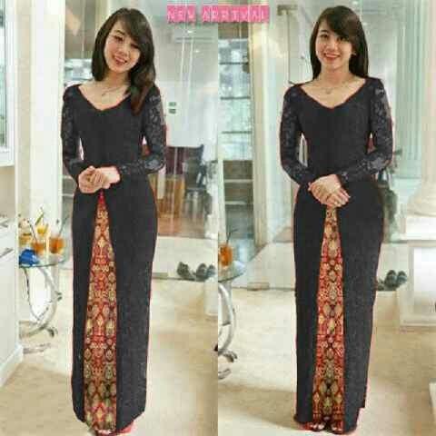 Jual Baju Long Maxi Formal Dress Fashion Brukat Kebaya Wisuda New Collectio Jakarta Barat Widjaja Fashion Grosir Tokopedia