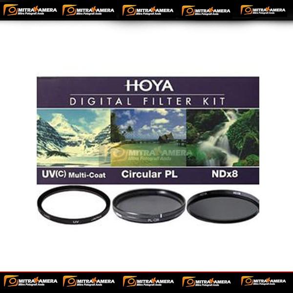 Filter lensa hoya digital filter kit 77 mm original