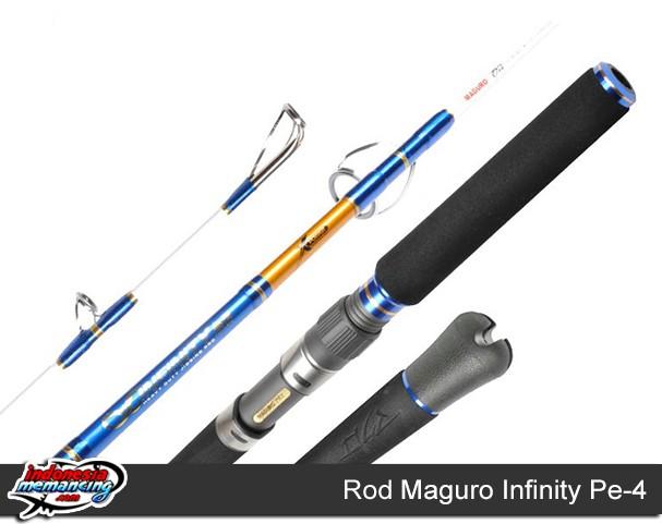 harga Joran maguro infinity size pe-4 Tokopedia.com