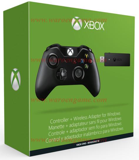 harga Xbox one controller + wireless adapter for windows 10 Tokopedia.com