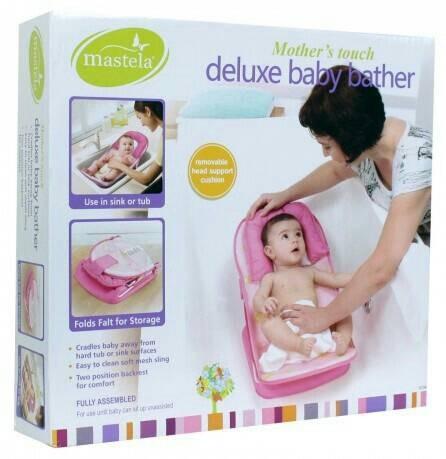 harga Baby bather/tempat mandi bayi mastela deluxe Tokopedia.com