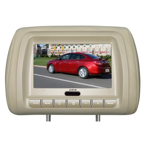 harga Oris mtp-7100 headrest monitor bantalan kepala oris mtp 7100 monitor Tokopedia.com