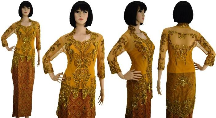Jual Kebaya Modern Lengan Pendek 3 4 7 8 Pesta Wisuda Tile Brokat Payet Dki Jakarta Kebaya Jadi Gaun Baru Tokopedia