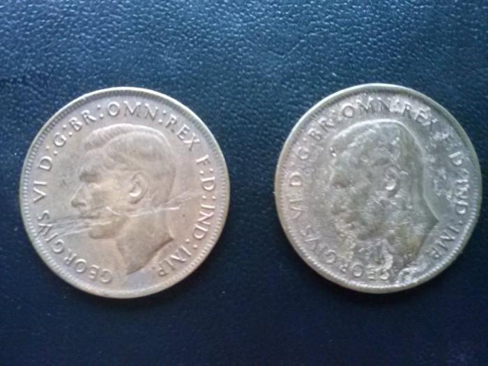Jual Uang Koin Kuno Asing Australia One Penny - George VI 1938 & 1944 -  Kota Balikpapan - Silver Addict | Tokopedia