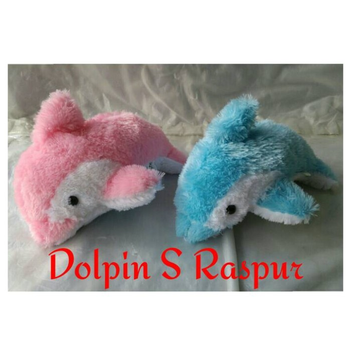 harga Boneka dolphin rasfur s Tokopedia.com