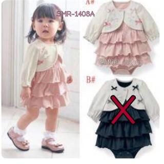 harga Romper dress pink Tokopedia.com