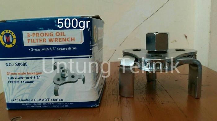 harga Alat / kunci buka filter oli / oil filter wrench flat Tokopedia.com