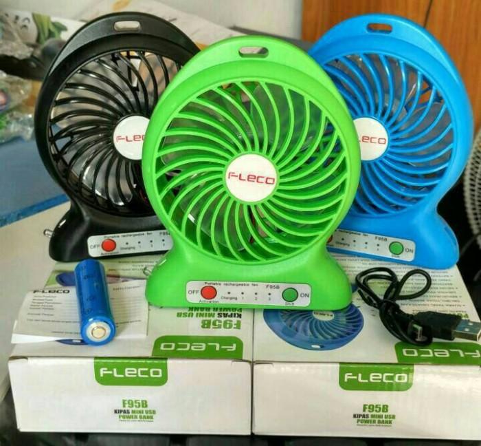 harga Kipas angin mini usb + power bank multifungsi Tokopedia.com