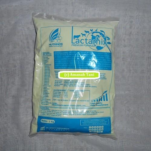 harga Milk replacer susu pelengkap pakan ikan udang lactamix Tokopedia.com