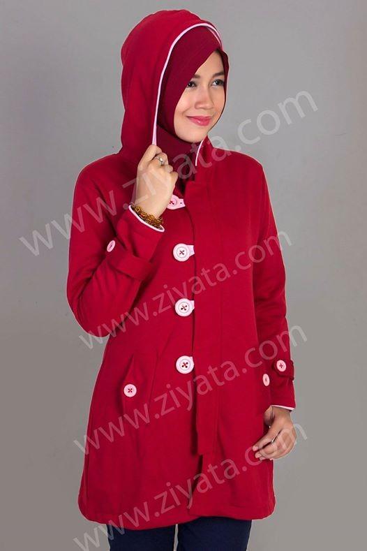 Jual jaket wanita muslimah terbaru - jaket couple  762a9e04c9
