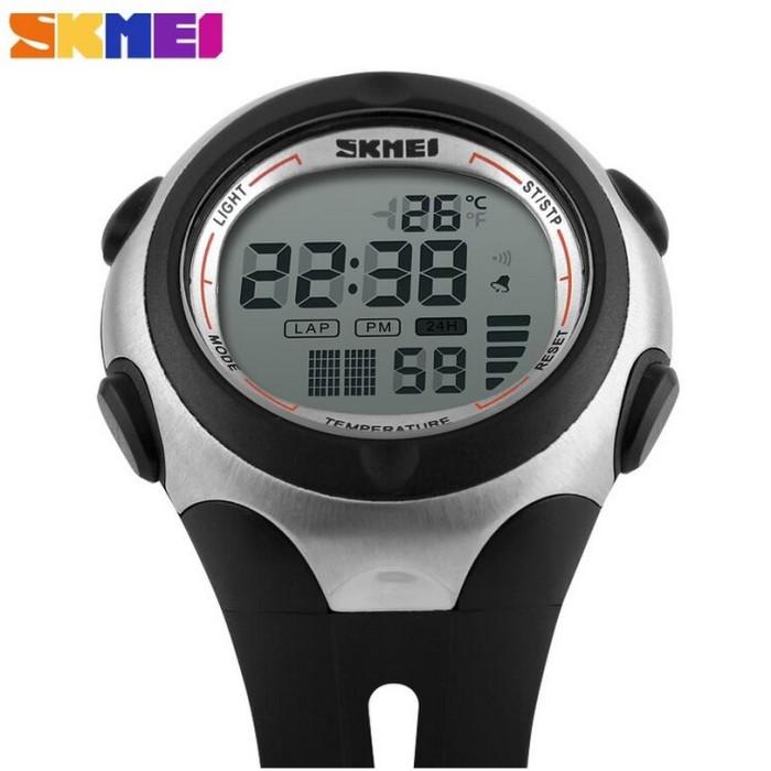 harga Jam tangan pria wanita original untuk olahraga ada termometer anti air Tokopedia.com