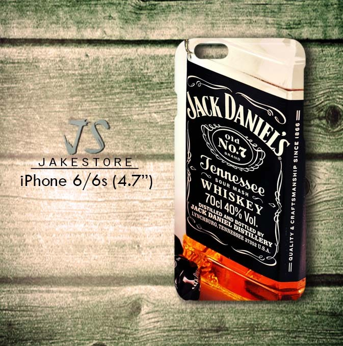 harga Jack daniels whiskey bottle candy iphone case 4 4s 5 5s 5c 6 6s plus Tokopedia.com
