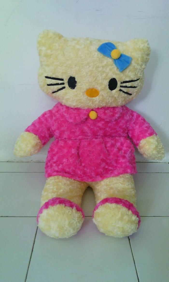 Jual Boneka Hello Kitty Jumbo Grosir Murah Tokopedia Keropi