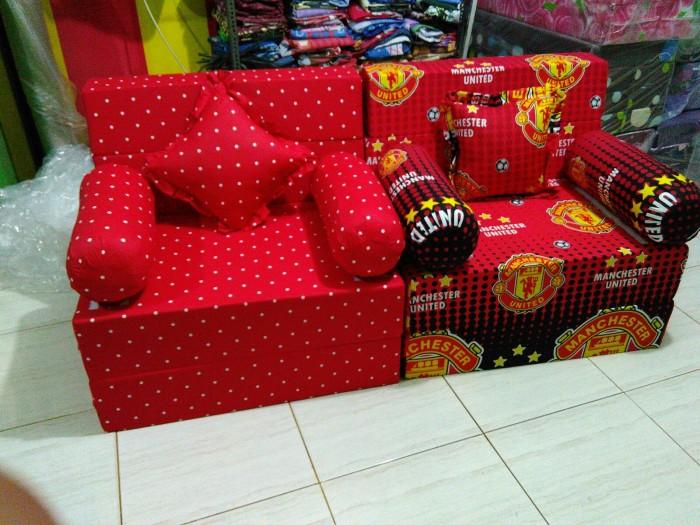 Jual Sofa Bed Inoac Ukuran Single Tebal 20 Cm Garansi 10